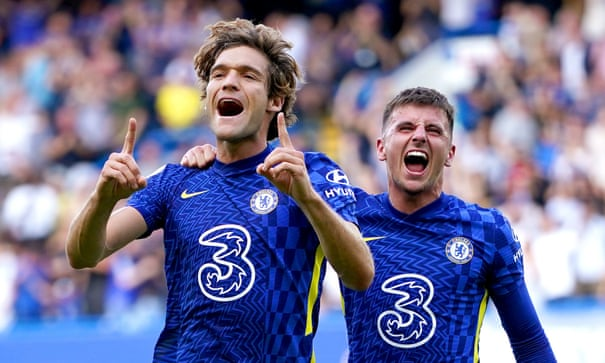 Alonso's sweet strike sparks dominant Chelsea victory over Crystal Palace